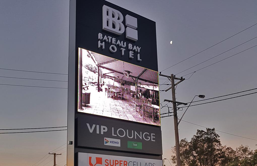 Outdoor LED Signs | Outdoor LED Screens | SWS Signage