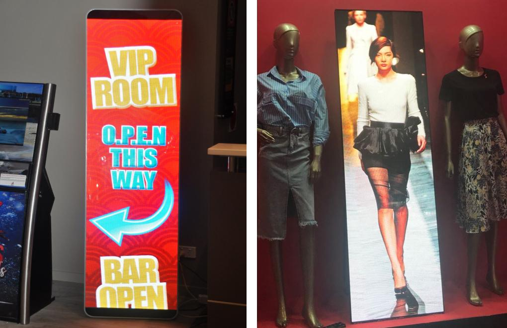 Indoor LED Signs | SWS Signage